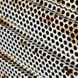 Metal Grid — Stock Photo #9089836