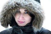 Ritratto di inverno — Foto Stock