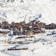 Val Thorens - Foto Stock