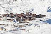 Val Thorens — Stockfoto