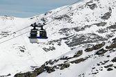 Ski Cabin — Stock Photo