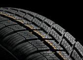 Tyre closeup — Stock Photo