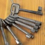Many Keys — Stock Photo