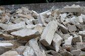 Debris — Stock fotografie