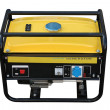 Stock Photo: Petrol generator