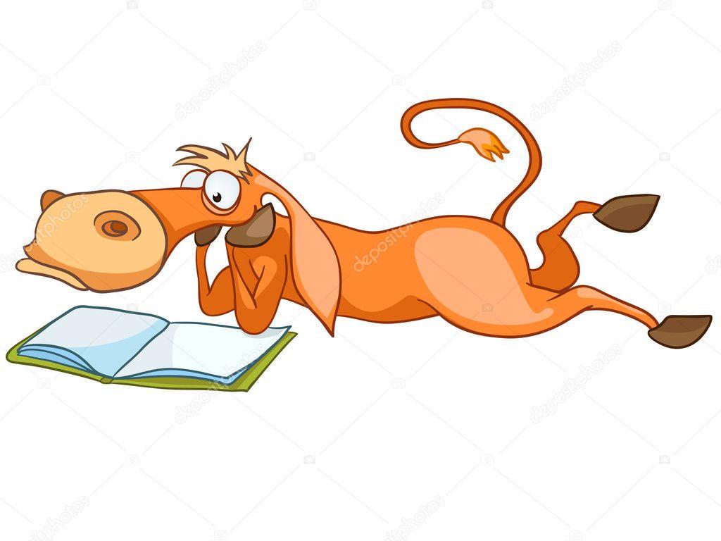 海绵纸手工制作小动物马