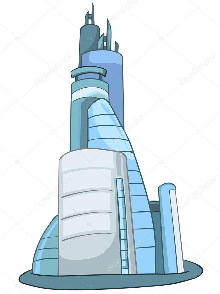 Рисовать небоскрёбы