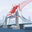 Olympic London — Stock Photo