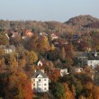 Stock Photo: View from town hall Ostrava