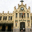 Train Station Valencia — Stock Photo #8910863