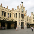 Train Station Valencia — Stock Photo