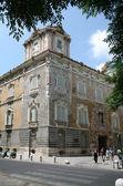 Historical Palace in Valencia — Stock Photo