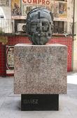 バレンシアの通りの彫像 — ストック写真