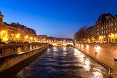 Evening Paris 5 — Stock Photo