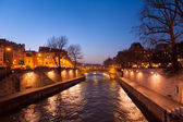 Evening Paris — Stock Photo
