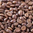 Background from coffee beans — Stock fotografie