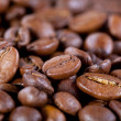 Background from coffee beans — Stock Photo