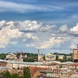 Kiev summer center cityscape - Foto Stock