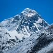 Stock Photo: Everest: highest mountain in world