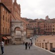 Piazza del Campo - Stock Photo