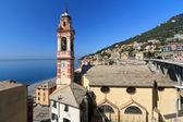Church in Sori, Italy — Stock Photo