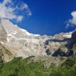 Glacier du Miage - Mont Blanc — Stock Photo