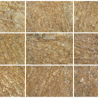 Royalty-Free Stock Photo: Twelve Natural Limestone Background or textures