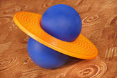 Pogoball special adaptation for fitness — Stock Photo
