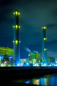 Power Plant — Stock Photo