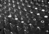 наконечники для отверток — Стоковое фото
