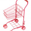 Shopping cart - Stock fotografie