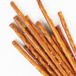 Stock Photo: Pile of pretzel sticks