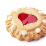 Valentine's Day cookies — Stock Photo