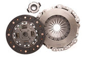 Car engine clutch. Isolated on white background. — Stock Photo