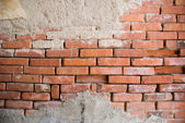 Bricks wall background — Foto Stock