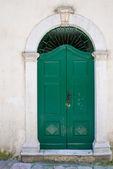 Vecchia porta — Foto Stock