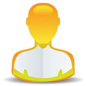 User icon — Stock Vector