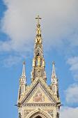 мемориал принца альберта в лондоне, англия — Стоковое фото