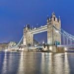 Tower Bridge at London, England — Stock Photo #10022319
