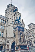 Royal Courts of Justice at London, England — Stock Photo
