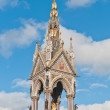 Albert Memorial at London, England — 图库照片