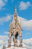Albert Memorial at London, England — Stock Photo