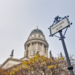 Gendarmenmarkt at Berlin, Germany — Stock Photo