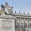 Humboldt-Universitat zu Berlin, Germany — Stock Photo