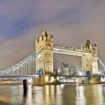 Tower Bridge at London, England — Stock Photo #10146825