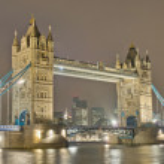 Tower Bridge at London, England — Stock Photo #10148892