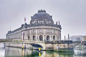 Bode Museum located on Berlin, Germany — 图库照片
