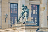 The Konzerthaus at Berlin, Germany — Stock Photo