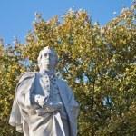 Statue of Johann Wolfgang von Goethe at Berlin, Germany — Stock Photo #10175353