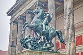 Altes (старый музей) в берлине, германия — Стоковое фото